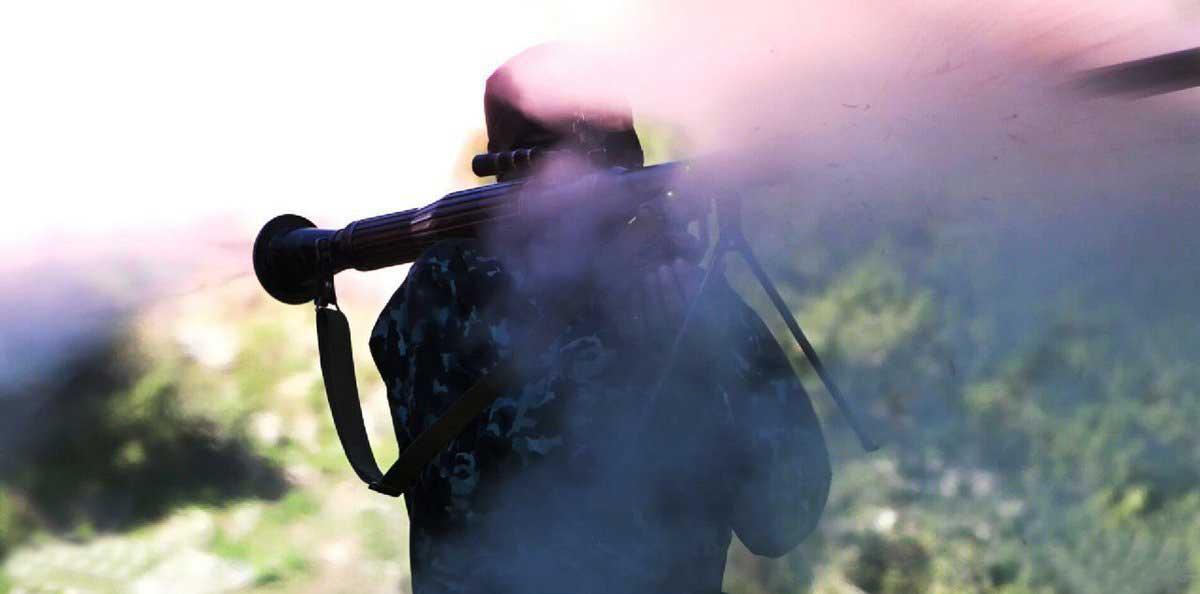 داعشی 6 - ضربه محکم نیروهای امنیتی و دفاعی علیه داعش و طالبان