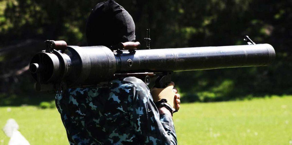 7 1024x510 - تصاویر/ قدرت نمایی داعش در ننگرهار