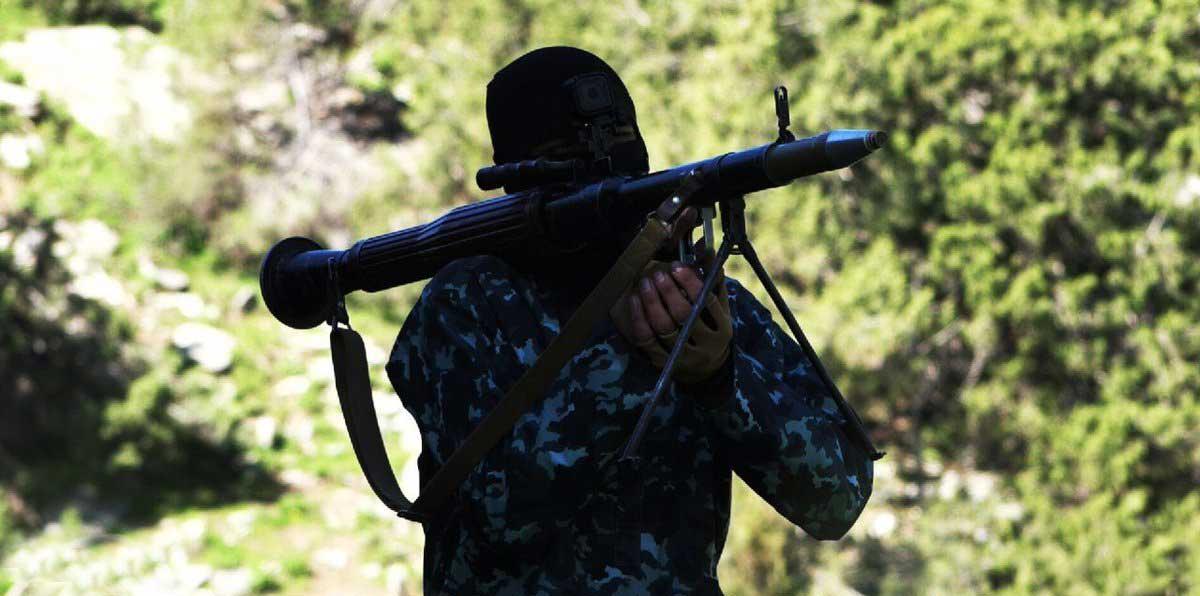 داعشی 9 - عسکرگیری داعش از میان افراد ناراضی طالبان