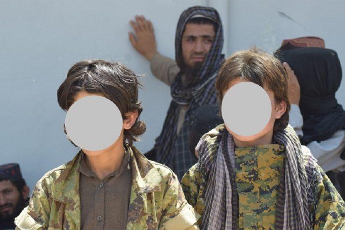 داعش 3 - گزارش تکان دهنده استفاده جنسی داعش از اطفال در جوزجان + عکس