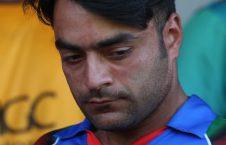 راشد خان 226x145 - اقدام تحسین برانگیز قهرمان تیم ملی کرکت کشور