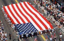 رژه نظامی امریکا 226x145 - پنتاگون، خواسته ترمپ را به تعویق انداخت!