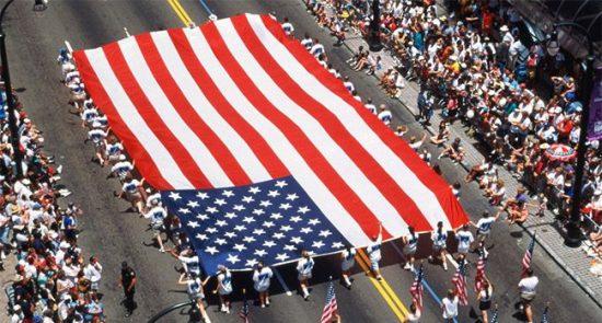 رژه نظامی امریکا 550x295 - پنتاگون، خواسته ترمپ را به تعویق انداخت!