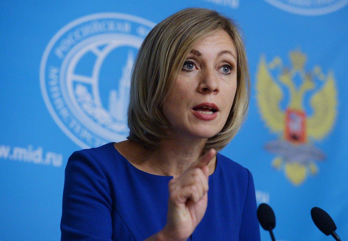 زاخارووا - انتقاد ماریا زاخارووا از عامل افزایش تنش ها در افغانستان