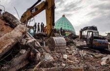 زلزله اندونزیا7 226x145 - افزایش شمار قربانیان زلزله و سونامی در اندونزیا