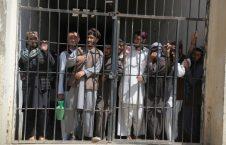 زندانی 226x145 - گزارش سازمان ملل از شکنجه در زندانهای افغانستان