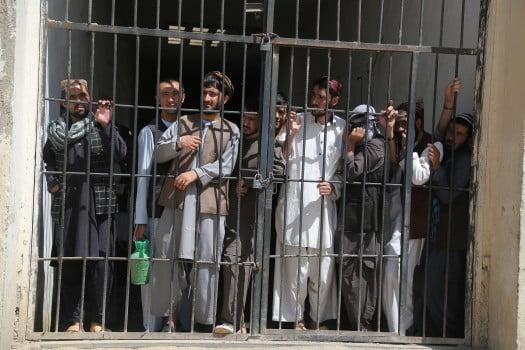 زندانی - گزارش سازمان ملل از شکنجه در زندانهای افغانستان