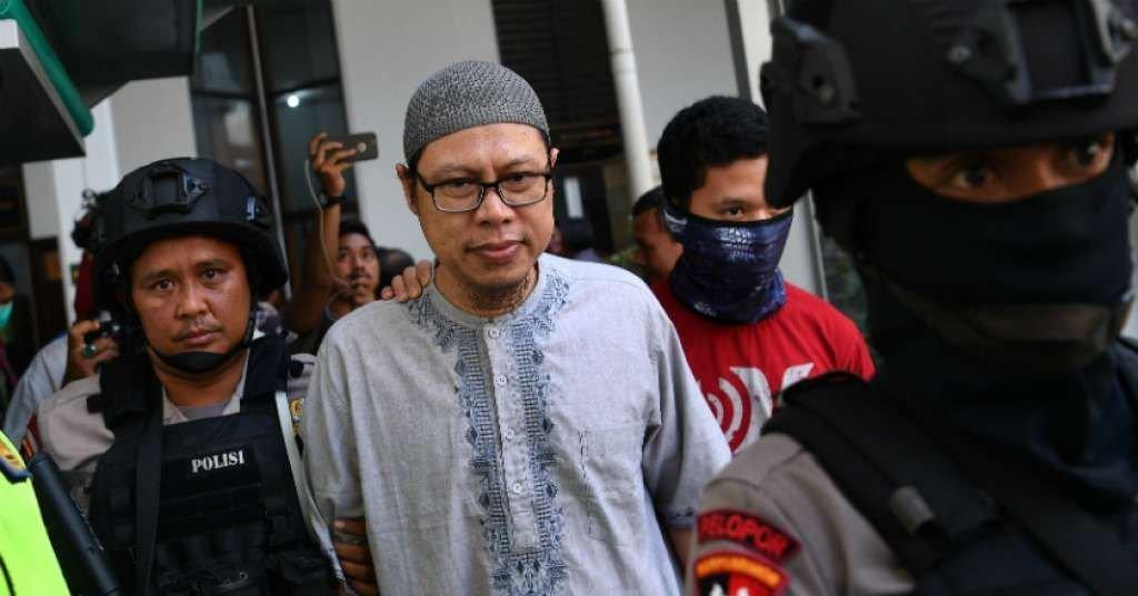 زینل النشوری 2 - ممنوع فعالیت شدن گروه جماعت الانصار الدوله در اندونزیا