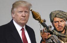 طالبان امریکا 226x145 - اعلامیه گروه طالبان در پیوند به پلان امریکا برای بیت المقدس و فلسطین