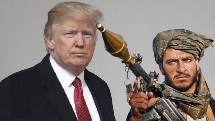 طالبان امریکا - ترمپ تعامل بد با طالبان را نخواهد پذیرفت
