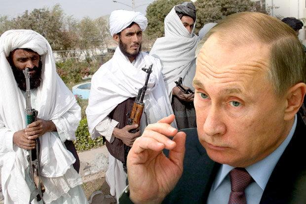 طالبان روسیه - آموزش نظامی طالبان توسط دپلوماتهای روسیه