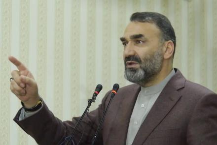 عطامحمدنور 440x295 - واکنش عطا محمد نور در مورد اظهارات غنی در مورد مارشال فهیم