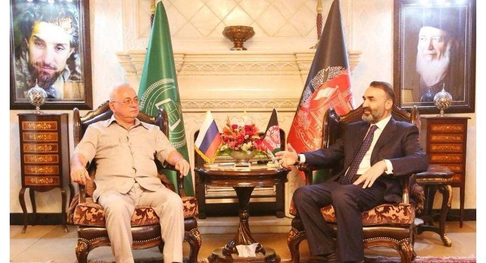 عطا محمد نور الکساندر مانتیسکی - در دیدار والی پیشین بلخ با سفیر روسیه چه گذشت؟