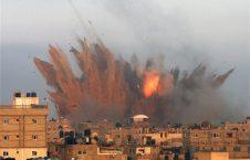 غزه 226x145 - مساعدت مالی 500 ملیون دالری قطر برای بازسازی غزه