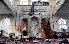 مسجد امام زمان پکتیا 226x145 - واکنشهای گستردۀ داخلی و خارجی به حمله انتحاری روز گذشته در پکتیا