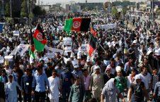 مظاهره 226x145 - نافرمانی مدنی در کابل!