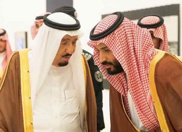 ملک سلمان بن سلمان - عربستان در یک قدمی شورش علیه ملک سلمان