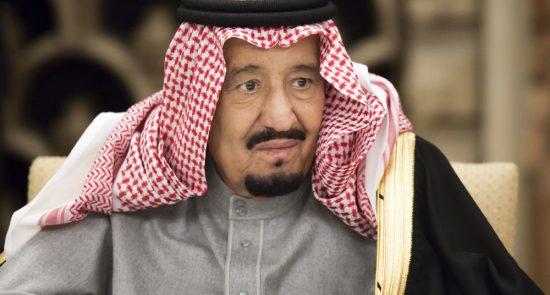 ملک سلمان 1 550x295 - پیام پادشاه عربستان به مناسبت روز استرداد استقلال افغانستان