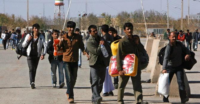 مهاجر افغان - آیا ایران به دیپورت دسته جمعی پناهجویان افغان مباردت می ورزد؟