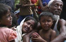 میانمار 226x145 - برخورد دوگانه کشورهای غرب و شرق با مسئله آوارگان مسلمان میانمار