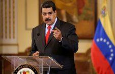 نیکلاس مادورو 226x145 - رییس جمهور ونزویلا هدف سو قصد قرار گرفت
