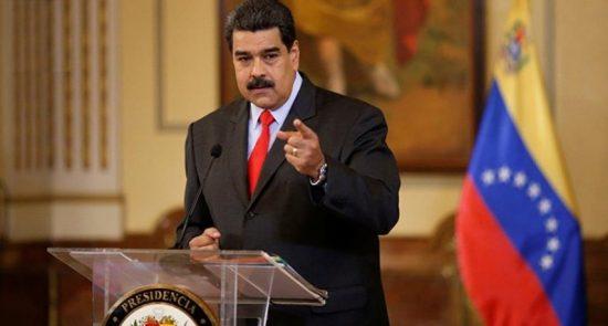 نیکلاس مادورو 550x295 - پلان ترور رییسجمهور ونزویلا؛ چه کسانی به دنبال کشتن مادورو استند؟
