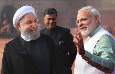 ایران 226x145 - توصیه ایندین اکسپرس به ادامه همکاری دهلی نو با تهران