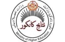 وزارت تحصیلات عالی 226x145 - نتایج کانکور اعلام شد