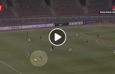 غیر ورزشی فوتبال امارات مالیزیا 226x145 - ویدیو/ حرکات غیر ورزشی بازیکنان فوتبال امارات و مالیزیا