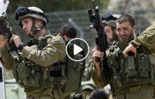 ویدیو لت ناجوانمرد فلسطین اسراییل 226x145 - ویدیو/ لت و کوب ناجوانمردانه یک فلسطینی توسط عساکر اسراییلی