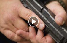ویدیو مبارزه دیدنی یک زن با سارق مسلح 226x145 - ویدیو/ مبارزه دیدنی یک زن با سارق مسلح