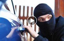 مهارت دیدنی دریور فرار سارقان 226x145 - ویدیو/ مهارت دیدنی دریور در فرار از دست سارقان