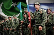 روسیه 226x145 - قطع روابط نظامی پاکستان با امریکا؛ گسترش همکاری ها با روسیه
