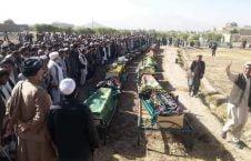 پکتیا 226x145 - شهدای حمله انتحاری در پکتیا به خاک سپرده شدند