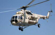 چرخبال 226x145 - کشته شدن 18 تن بر اثر سقوط چرخبال روسی
