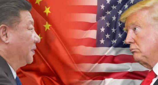 چین امریکا 550x295 - ترمپ: نمیخواهیم نوکر چیناییها باشیم!