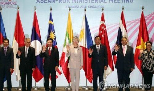 کره جنوبی  500x295 - سیاست جدید کوریای جنوبی در قبال آسه آن و جنوب آسیا