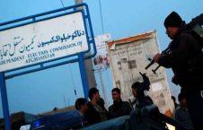کمیسیون انتخابات  226x145 - نگرانی از مداخلۀ پولیس بر مرکز معلومات کمیسیون انتخابات