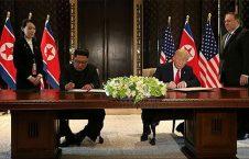 کوریای شمالی امریکا 226x145 - اختلاف عمیق امریکا و کوریای شمالی، حل شدنی نیست!