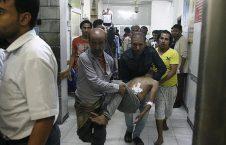 یمن 1 226x145 - جنایت وحشتناک ایتلاف متجاوز سعودی علیه یمن!