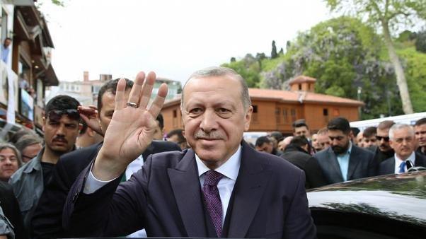 6 - افتتاح بزرگترین مسجد اروپا توسط رییس جمهور اردوغان