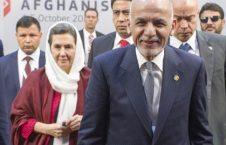 اشرف غنی رولا غنی 226x145 - آغاز کمپاین انتخاباتی غنی توسط بانوی اول