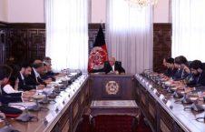 اشرف غنی شاهمحمود قریشی 226x145 - دیدار رییسجمهور غنی با وزیر امور خارجه پاکستان