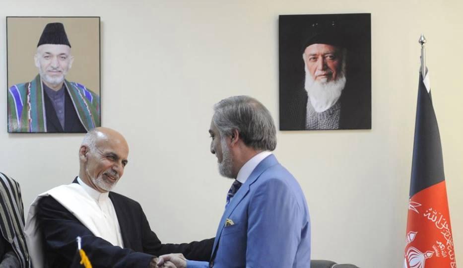 اشرف غنی عبدالله عبدالله - ایتلاف رهبران حکومت وحدت ملی برای انتخابات آینده ریاست جمهوری