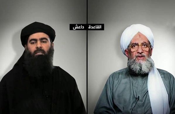 القاعده داعش - تلاش القاعده برای بازپس گیری جایگاه خود از داعش
