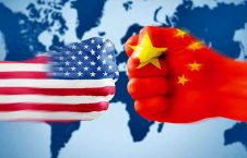 امریکا چین 226x145 - انتقاد گلوبال تایمز از برخورد منفی مقامات امریکایی با چینایی ها