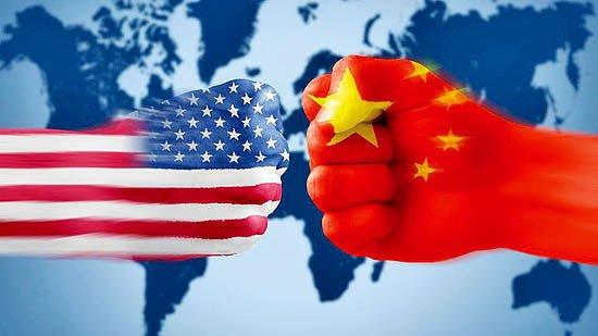 امریکا چین - تنش میان امریکا و چین بر سر فروش تسلیحات نظامی به تایوان