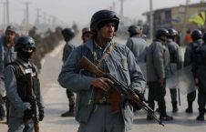 امنیتی 226x145 - پوهنتون نظامی مارشال فهیم هدف حمله قرار گرفت