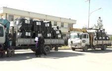 انتخابات 226x145 - کمسیون انتخابات نخستین بسته مواد اساس انتخاباتی را دریافت کرد