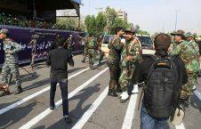 حمله مسلحانه بر رژۀ نظامی عساکر ایرانی در ولایت اهواز